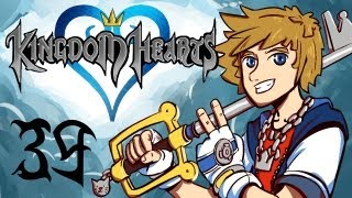 Kingdom Hearts Final Mix HD Gameplay / Playthrough w/ SSoHPKC Part 39 - This is Halloween