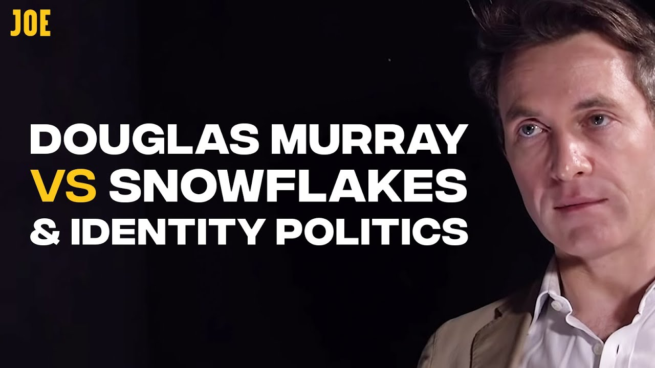 Douglas Murray interview: Identity politics in 2019