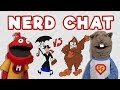 Glove and Boots | Nerd Chat - Mary Poppins vs Bigfoot