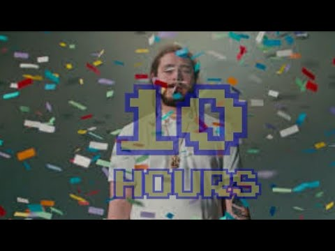 Congratulation Post Malone For 10 Hour Non Stop Continuously