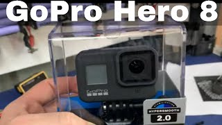 Testing out the new GoPro Hero 8  - WOW !