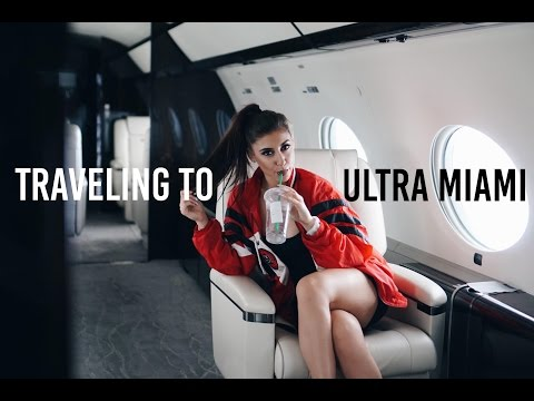 Traveling to ULTRA Miami