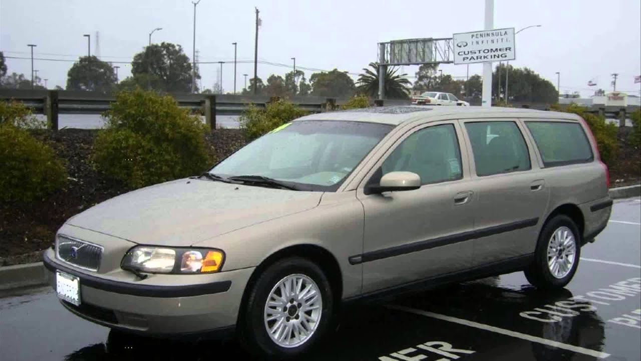 2004 volvo v70 - YouTube
