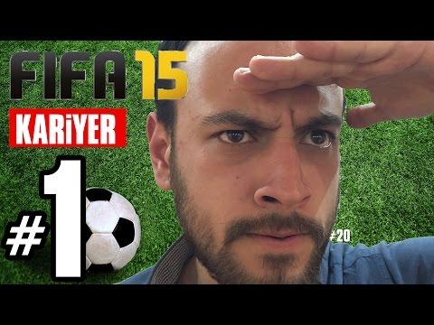 FIFA 15 Kariyeri #1: KURTARMA OPERASYONU