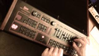 Linn LM-1 Demo (Highest quality on Youtube) (UAD FX AND Interface) HQ***