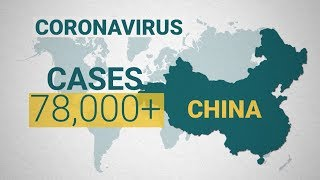 Where has coronavirus spread?