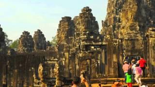Камбоджа 2013 Храмы Ангкор-Ват Тревеливинг(Самостоятельное путешествие в Кабоджу. В Сием Рип. Храмы комплекса Анкор Ват, Та Пром и другие. Подробный..., 2013-03-04T14:18:36.000Z)