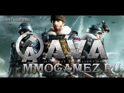 AVA Online (Alliance Of Valiant Arms): Видео обзор By Kinat (HD)