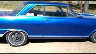 chevy nova SS  1965