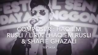 Cover : Haqiem Rusli - Tersiksa ( Putera Band )