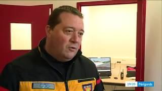 Pompiers de la Dordogne : une indispensable formation