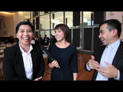 Im Gespräch mit dem Crown Property Bureau aus Thailand