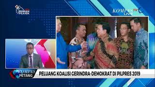 Peluang Koalisi Gerindra-Demokrat di Pilpres 2019