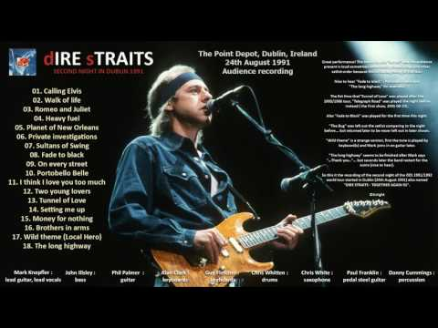 On every street — Dire Straits 1991-AUG-24 Dublin LIVE [AUDIO ONLY] excellent version!