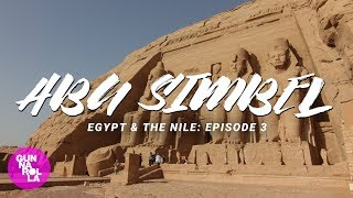 PARTY ON THE NILE RIVER | Contiki Egypt & The Nile: Episode 3