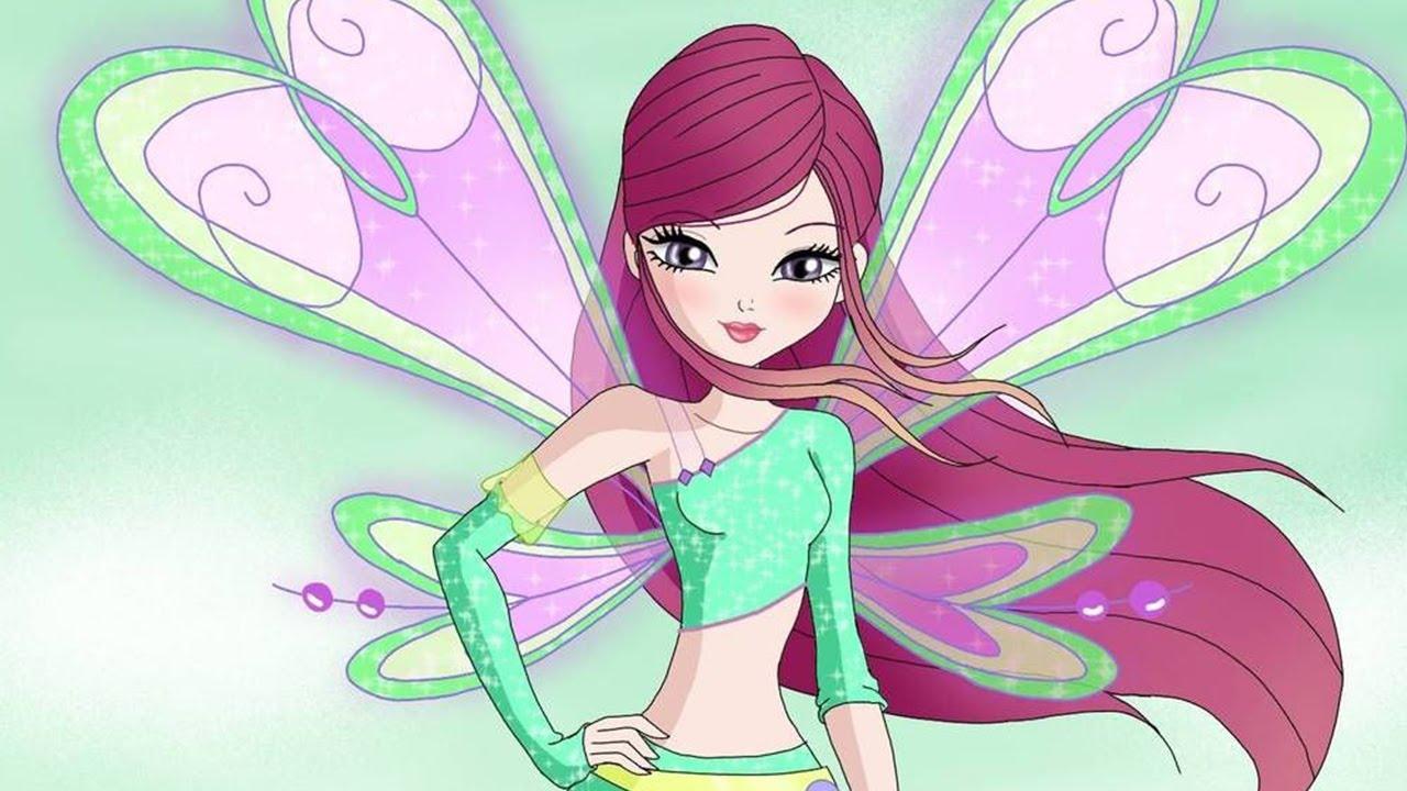 РОКСИ ВИНКС 8 СЕЗОН | РОКСИ БЫТЬ? - YouTube
