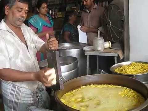Making Of Kerala Nendran Banana Chips At Palakkad Youtube
