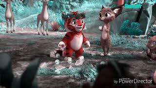 Клип по мультфильму тигр и лев