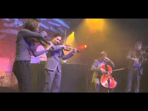 Dj Kypski & The Matangi String Quartet - 'Tetra' (KypskiMatangi Version)