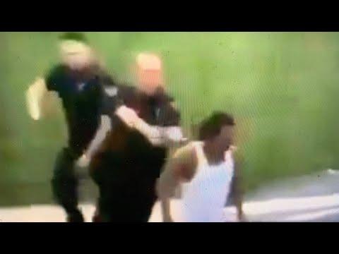 Jeff Blake Unarmed Black Man Shot 7 Times By Kenosha Wisconsin Police. Time To Fire Racist Cops