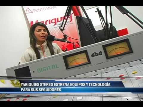 Yariguies Stereo estrena equipos y tecnología para sus seguidores