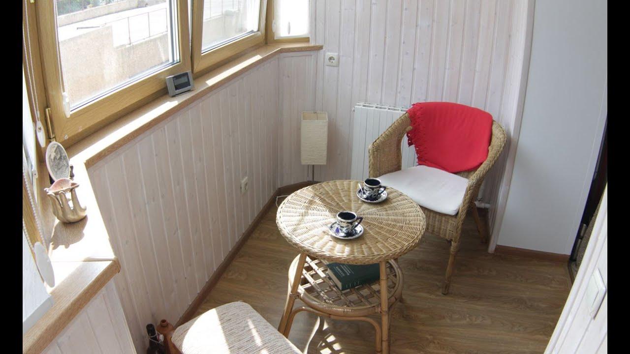 Максимус окна - уютный балкончик (de paris) спустя два года .