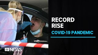 Victoria records 484 new COVID-19 cases and two more deaths | ABC News