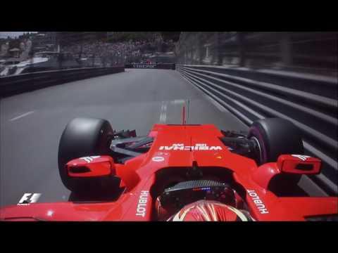 2017 Monaco Grand Prix: Kimi Raikkonen Onboard Pole Lap