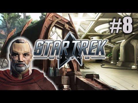 Star Trek Online MMORPG | Part 8 | HELP A VULCAN DIPLOMAT!