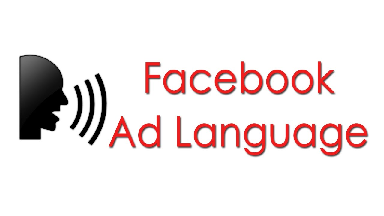 Facebook Ads - Which Audience Language?