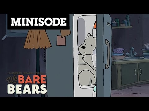 Goodnight, Ice Bear | Minisode | We Bare Bears | Cartoon Network