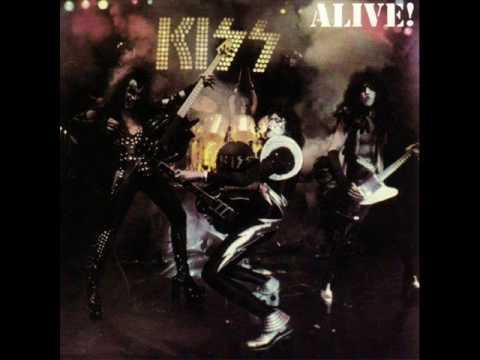 KISS - C´mon And Love Me - Alive!