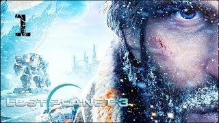 Прохождение Lost Planet 3 (XBOX360) — Холодный приём #1