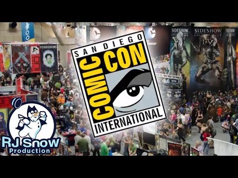 San Diego Comic Con 2018! What To Expect!