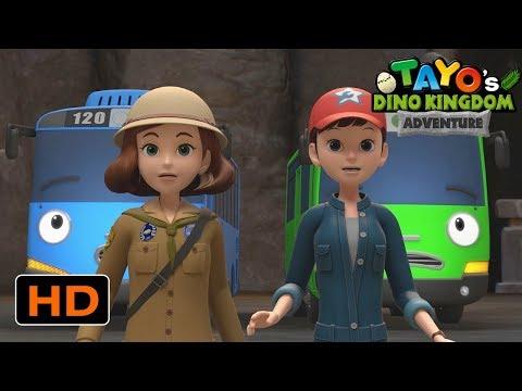 *NEW* Tayo Dino Kingdom Adventure L Clip 1 L Tayo The Little Bus
