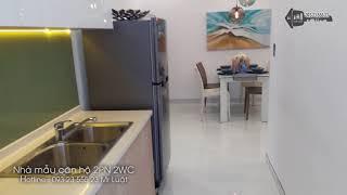 Nhà Mẫu 2 Phòng Ngủ 2 WC Dự Án Chung Cư Q7 SAIGON RIVERSIDE COMPLEX || 0932355523