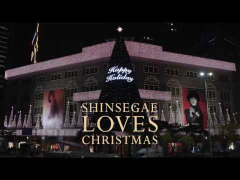 신세계백화점 본점 2016 CHRISTMAS LIGHTING, SHINSEGAE LOVES CHRISTMAS