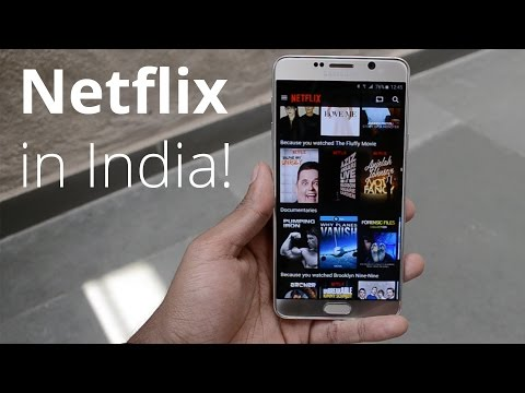 Netflix in India!