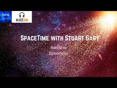 Fastest stars in the galaxy are all aliens - SpaceTime with Stuart Gary S20E53