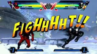 Evo 2016: Ultimate Marvel Vs. Capcom 3  Top 8  Umvc3