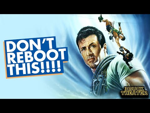 No One Wants A Female Reboot Of CLIFFHANGER!