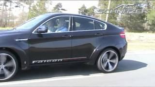 BMW X6 M 2010 - AC Schnitzer Videos