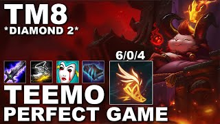HOW TO PLAY A PERFECT TEEMO GAME WITH FLEET AND ATTACK SPEED! (League of Legends)