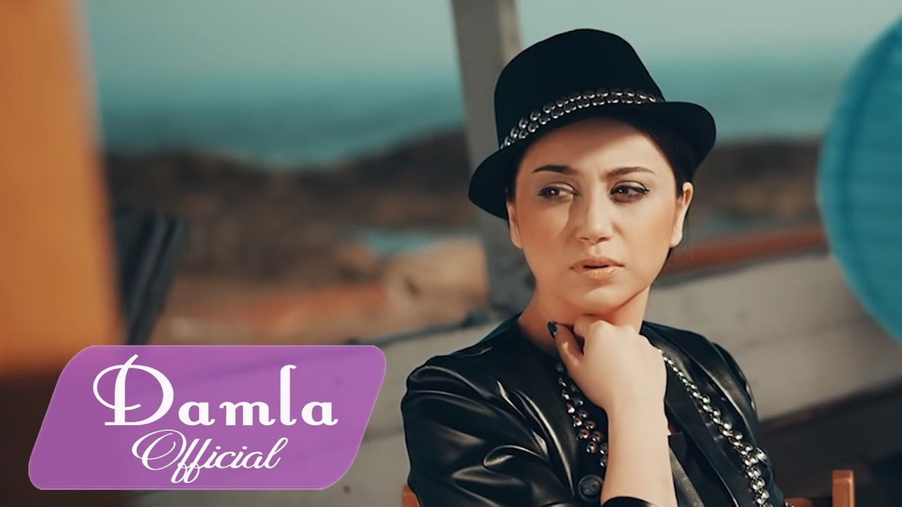 Damla Can Dostum 2017 Official Music Video Youtube