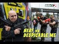 Nerf vs Despicable Me - Short Film