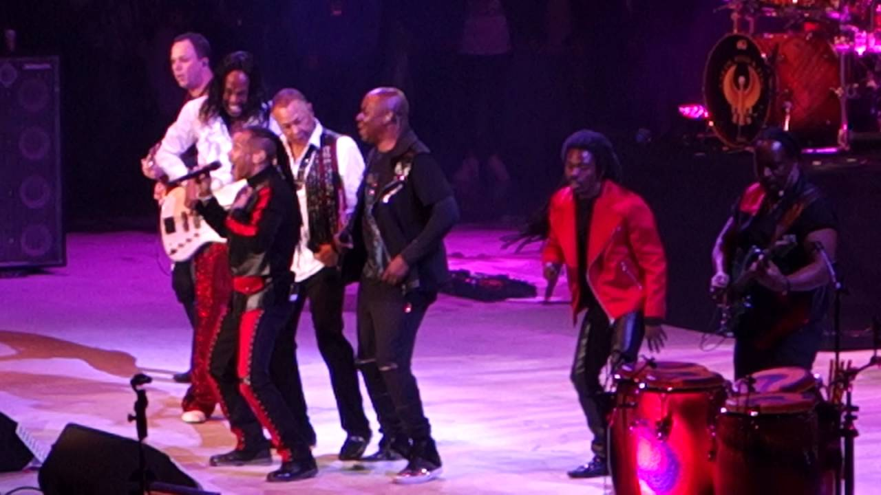 Earth Wind & Fire at FOLD 2016 - Boogie Wonderland, Sing a Song, Shining Star, On Your Face
