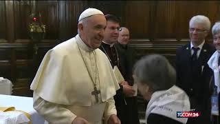 Bergoglio y su burla a la investidura papal