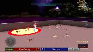 AGLA Legacy Playoff Night! Dynasty vs Zero Gravity!