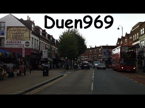 London Streets (561. ) - Putney - Tooting - Streatham - Norbury