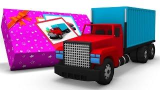 teherautók gyerekeknek | szállítás videók gyerekeknek